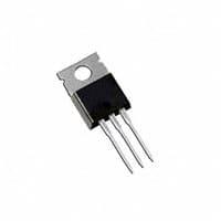 制造商零件编号:IRFB3607GPBF 制造商:International Rectifier 描述:MOSFET N-CH 75V 80A TO220AB 系列:HEXFET FET 类型:MOSFET N 通道,金属氧化物 FET 功能:标准 漏源极电压 (Vdss):75V 电流 - 连续漏极 (Id)(25C 时):80A(Tc) 不同 Id、Vgs 时的 Rds On(最大值):9 毫欧 @ 46A,10V 不同 Id 时的 Vgs(th)(最大值):4V @ 100A 不同 Vgs 时的栅极